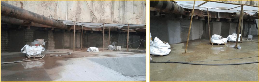 Торкретирование бетона цена м2 в москве купить бетон в мурино